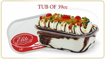 Tub 1100gr