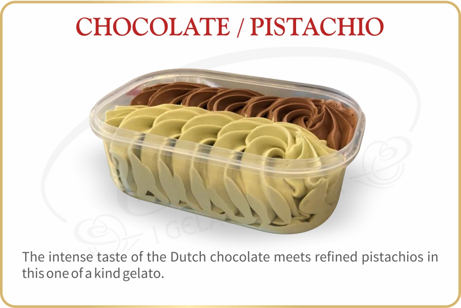Cioccolato Pistacchio Grande