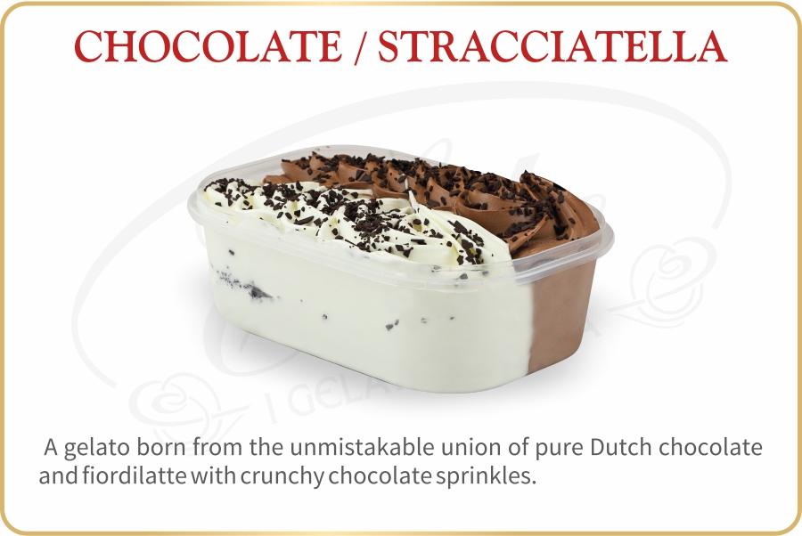 Cioccolato Stracciatella Grande